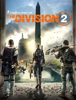 Affiche du jeu Tom Clancy's The Division 2